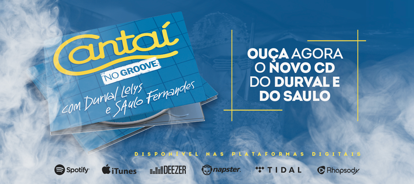 CD Durval e Saulo - Slide Site